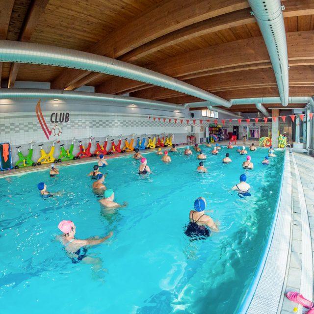 Fitness in Acqua Il Club Wellness